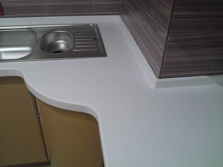 Плинтуса для кухонной столешницы своими руками6